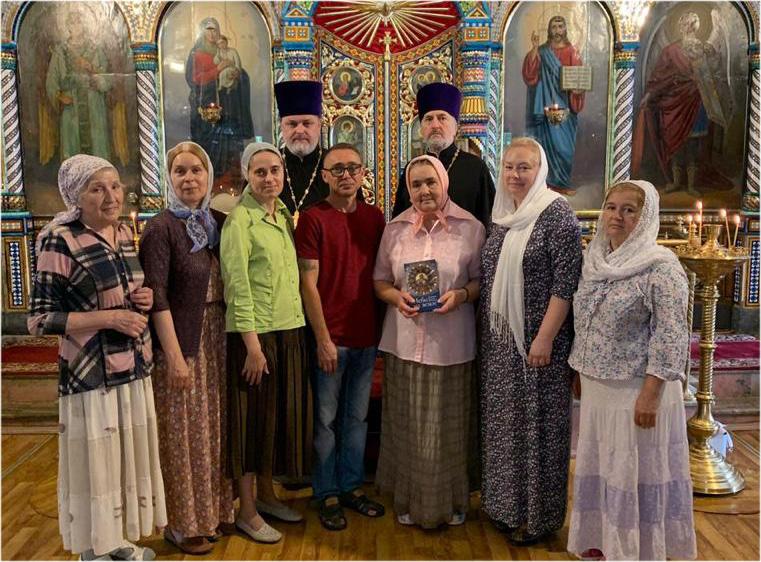 В приходах таганрогского благочиния прошли мероприятия, посвященные 1050–летию святой равноапостольной великой княгини Ольги