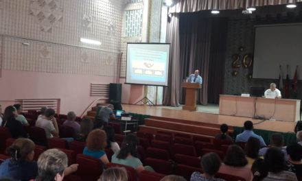 Настоятель Преображенского храма принял участие в отчетном собрании в администрации Самбекского сельского поселения