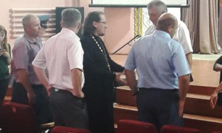В селе Самбек обсудили строительство храма Преображения Господня