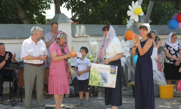 7 июля в Никольском храме Таганрога отметили День семьи, любви и верности