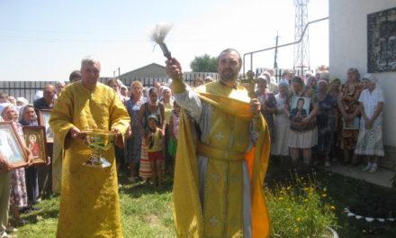 В Петропавловском храме с. Приморка отметили престольный праздник