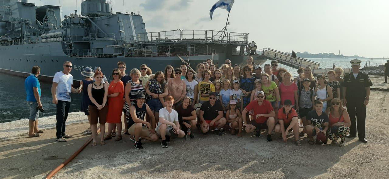 Крым: шесть дней моря, солнца и радости