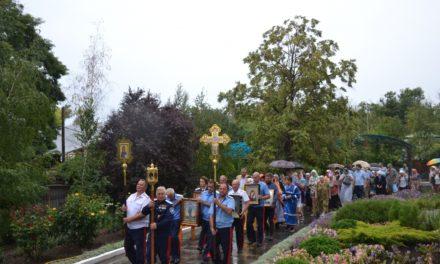 В храме святой равноапостольной Марии Магдалины х. Красный Десант прошли торжества в честь престольного праздника