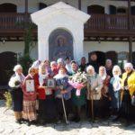 24 сентября 90-летний юбилей отметила одна из старейших прихожанок Георгиевского храма Таганрога Ирина Филипповна Варламова