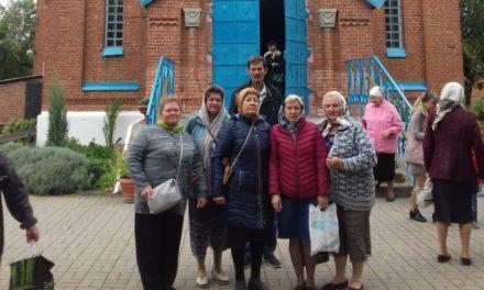 Прихожане храма Покрова Пресвятой Богородицы села Натальевка совершили паломническую поездку по святым местам Ростовской области