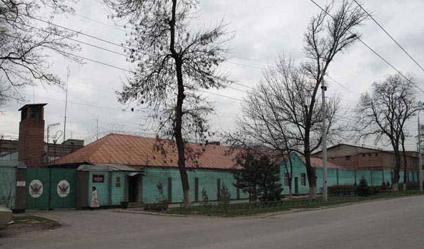 Настоятель Сергиевского храма в составе Общественной наблюдательной комиссии посетил СИЗО-2 в Таганроге