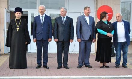 В Новобессергеневском сельском поселении прошел праздник села и православной культуры