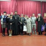 Настоятель Серафимовского прихода Таганрога посетил городское общество глухих и слабослышащих