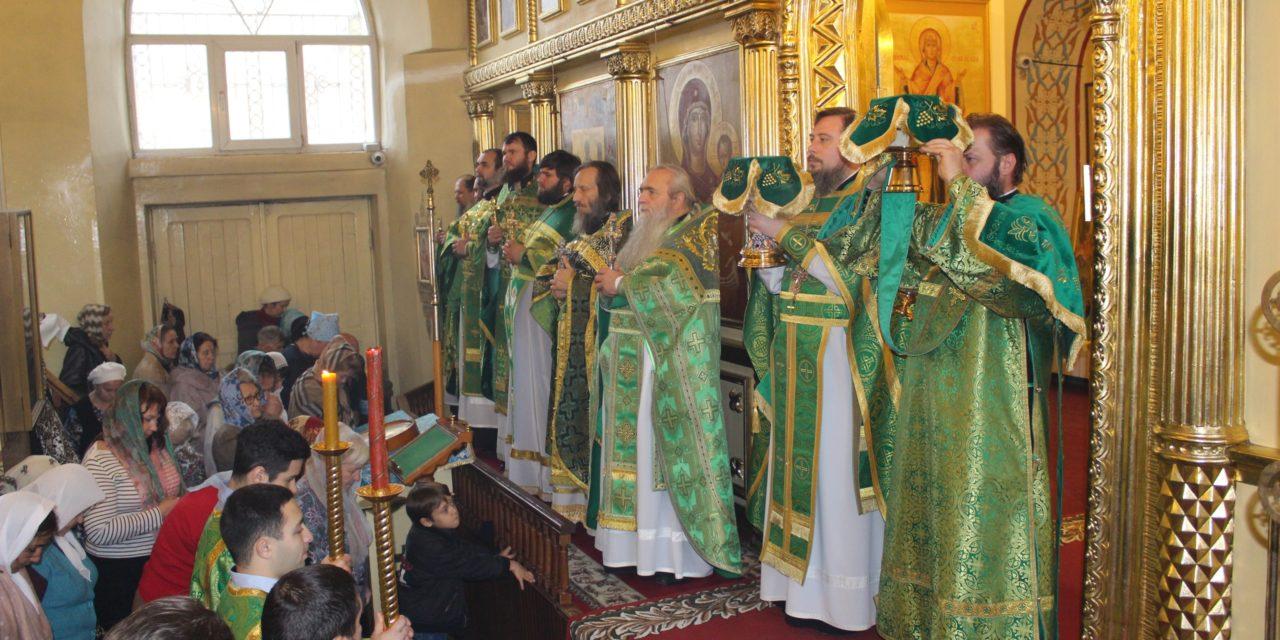 В Таганроге прошли торжества в честь памяти святого праведного Павла