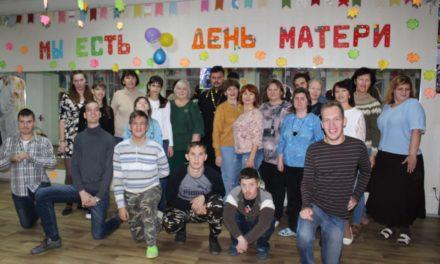 Настоятель храма Серафима Саровского г. Таганрога с пастырским визитом посетил городскую общественную организацию «Мы есть»