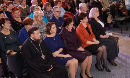 Клирики таганрогского благочиния приняли участие в городских торжествах в честь Дня народного единства