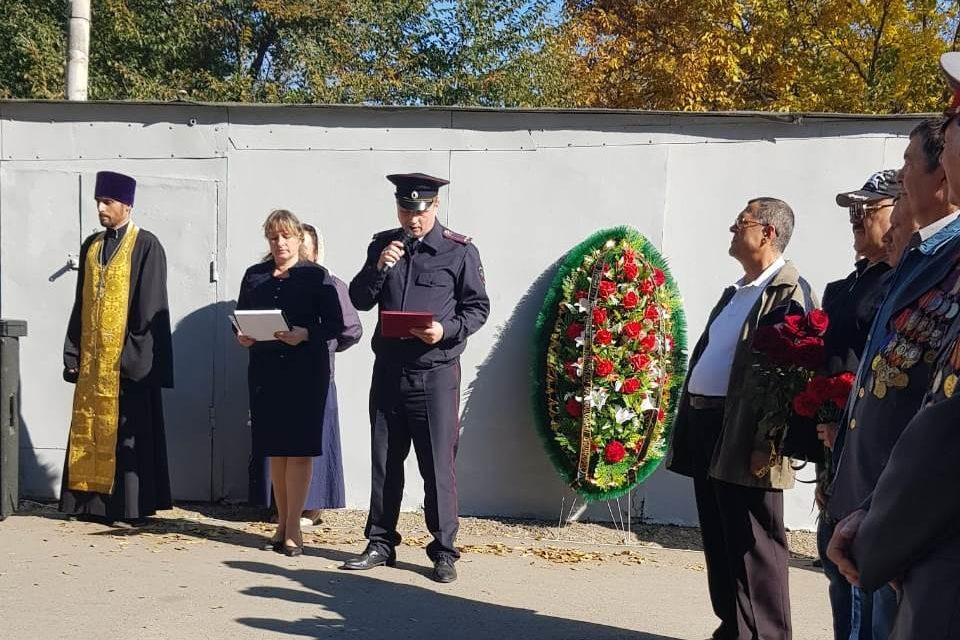 В Таганроге совершена панихида по милиционерам, погибшим в годы Великой Отечественной войны