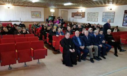Настоятель Сергиевского храма в составе Попечительского Совета СИЗО-2 Таганрога посетил заключенных