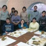 В керамической мастерской «Адама» при Никольском храме начались занятия для детей с ограниченными возможностями здоровья