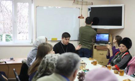 Воскресные чаепития в храме Александра Невского с. Вареновка становятся традицией