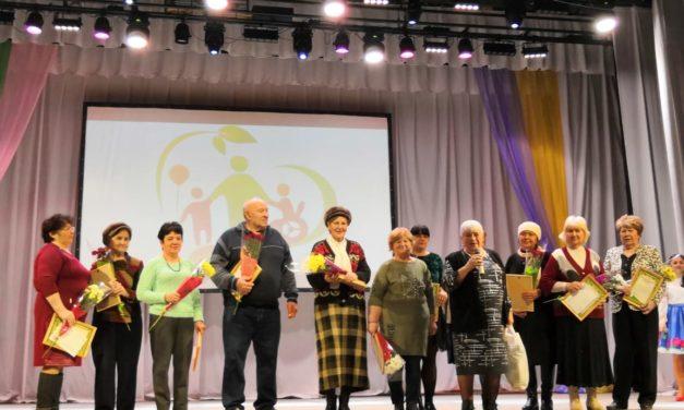 Волонтеры Никольского храма села Лакедемоновка приняли участие в праздновании Международного дня инвалидов