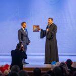 Благочинный таганрогского округа протоиерей Алексей Лысиков принял участие в торжественном мероприятии, посвященном 80-летнему юбилею таганрогского завода «Прибой»
