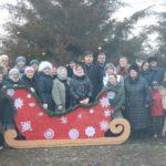 На приходе храма Александра Невского с. Вареновка прошла благотворительная Рождественская ярмарка