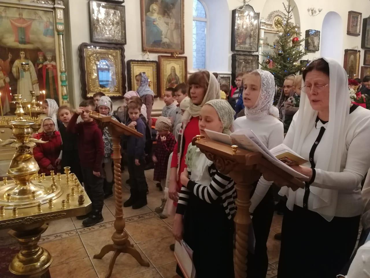 детская литургия1