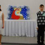 В воскресной школе Свято-Троицкого храма прошли рождественские мероприятия