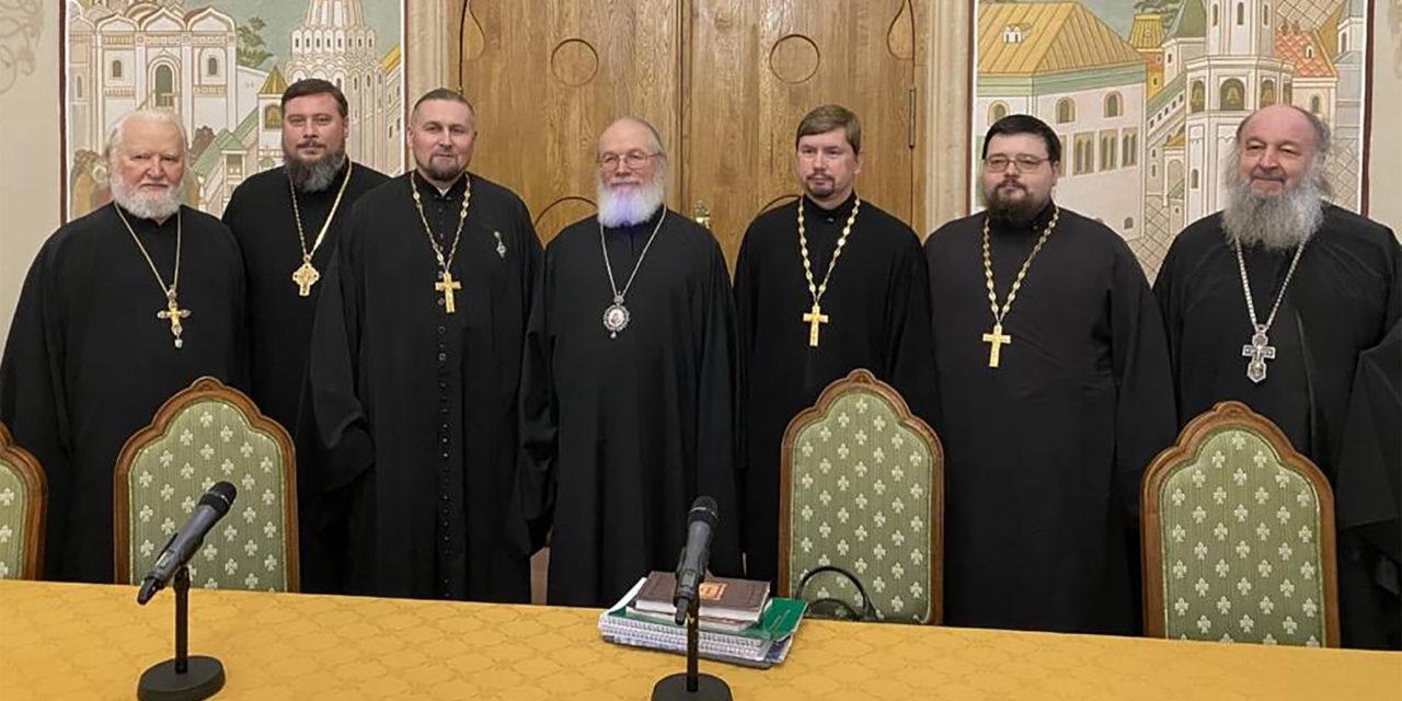 Председатель комиссии по канонизации святых Донской митрополии принял участие в работе Рождественских чтений