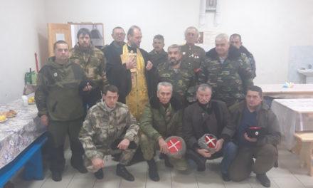 Настоятель Покровского храма принял участие в заседании казачьего юртового правления