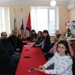 Встреча молодежи Таганрога и села Самбек
