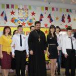 Настоятель храма Серафима Саровского Таганрога с пастырским визитом посетил общественную организацию «Мы есть»