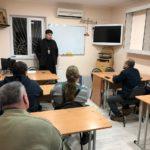 В храме Александра Невского в с. Вареновка продолжается обучение церковнослужителей