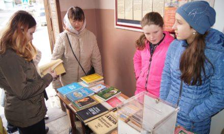 В Никольском храме г.Таганрога прошел праздник православной книги