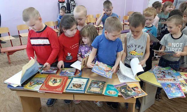 Праздник православной книги прошел в детском саду села Андреево-Мелентьево