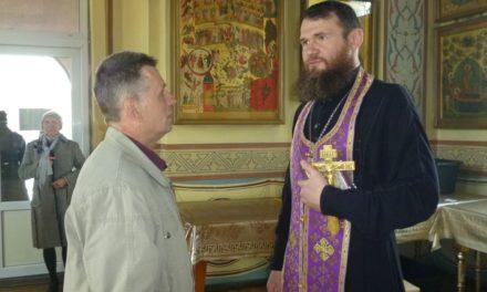 Протоиерей Алексей Сотрута: «Христос дал возможность человеку побеждать страх»