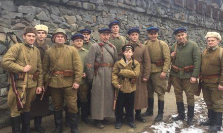 Воспитанники военно-патриотического центра «Пересвет» приняли участие в реконструкции боевых действий 1942 года