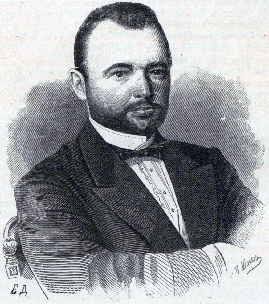 Самуил Соломонович Поляков (1837-1888)