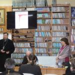 18 марта состоялось собрание духовенства таганрогского благочиния, на котором присутствовали врачи-инфекционисты Таганрога