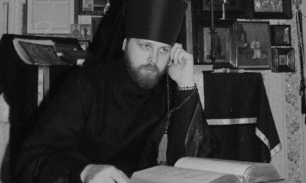 32 года исполнилось со дня монашеского пострига митрополита Ростовского и Новочеркасского Меркурия