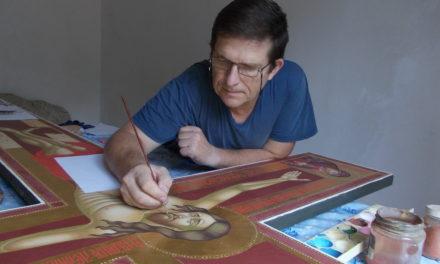 Пришло время духовной иконописи