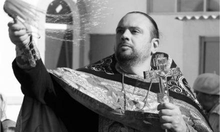 Скоропостижно скончался настоятель Крестовоздвиженского храма села Троицкое иерей Андрей Викторович Пятницкий