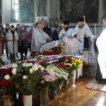 В Крестовоздвиженском храме села Троицкое состоялось отпевание иерея Андрея Пятницкого