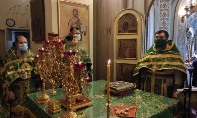 20 июня в Таганроге прошли торжества в честь дня памяти святого праведного Павла Таганрогского