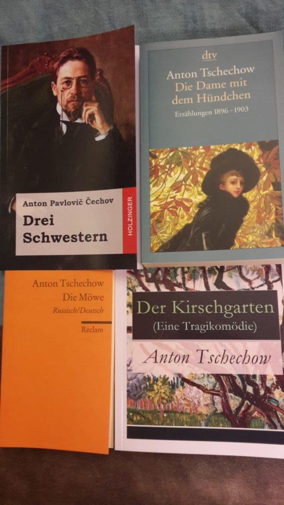 Чехов по немецки
