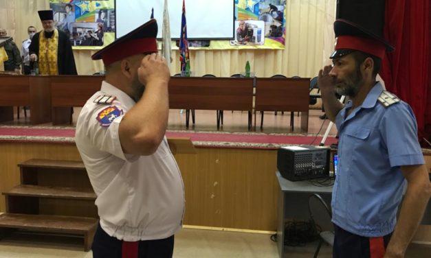 В Таганроге состоялся отчетно-выборный круг казаков Таганрогского городского казачьего общества