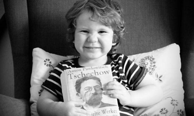Эрна Фальк: «Моего правнука назвали в честь Чехова Антоном.»