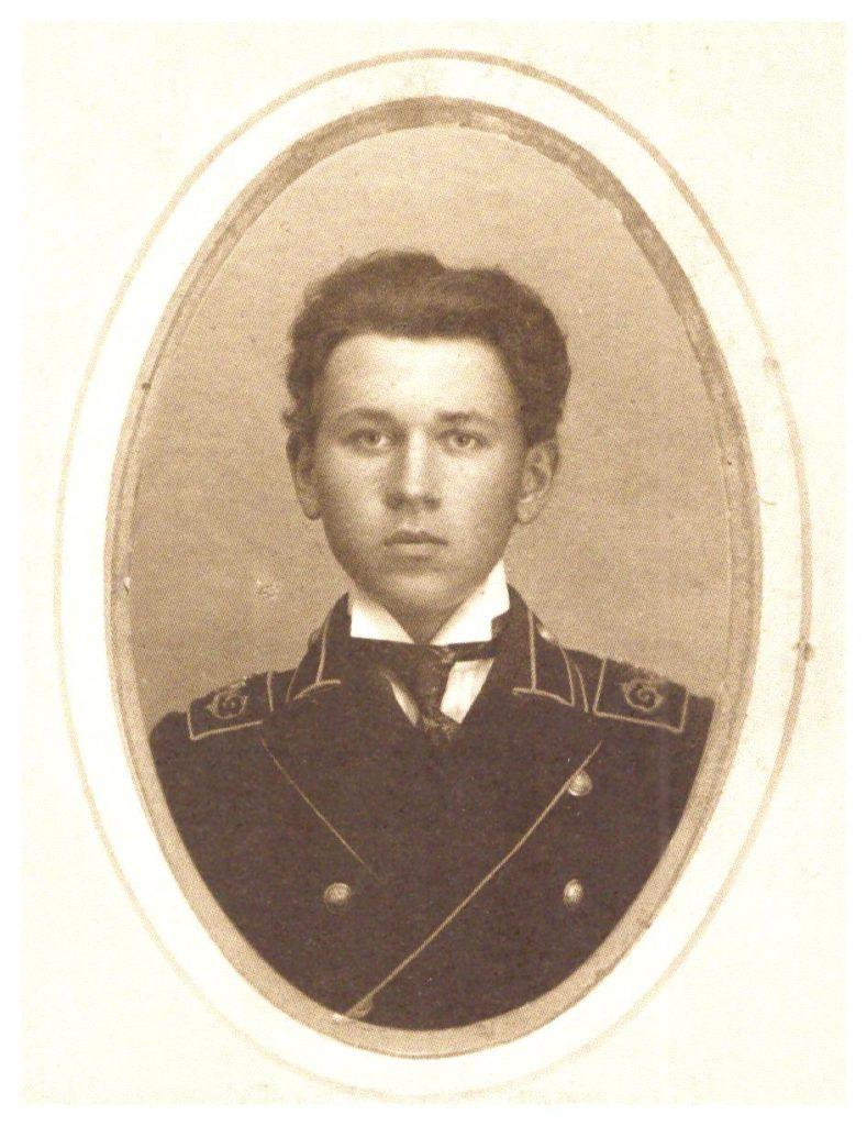 Сергей Михайлович Чехов