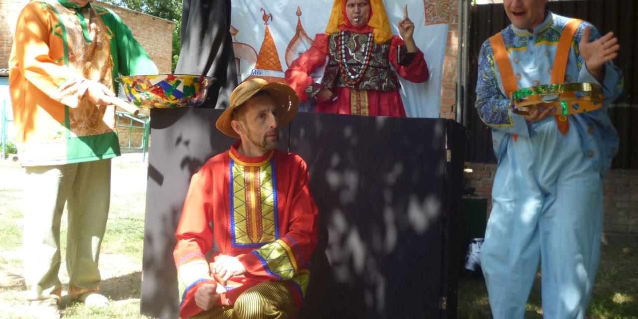 Ваш голос может помочь таганрогскому театру!