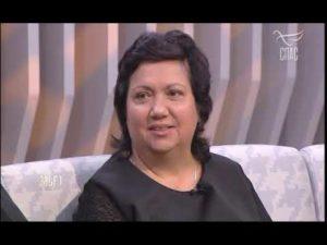 Ирина не телеканале Спас