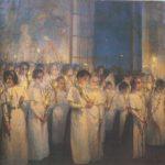 Серафима Блонская и её «Вербное воскресенье»