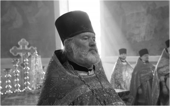 Отошел ко Господу протоиерей Владимир Катаев