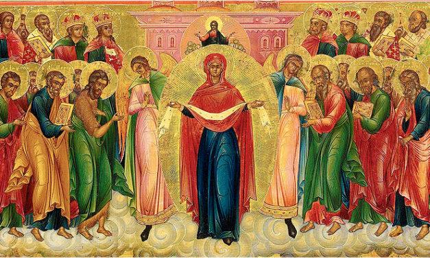 «Непатриотичный» праздник нашей Покровительницы