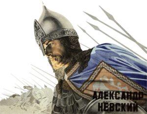 Афиша-к-фильму-«Александр-Невский».-Художник-Анатолий-Бельский.-1938-год
